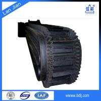Buy cheap China supplier high quality 90 degree rubber nylon conveyor belt for sale from wholesalers