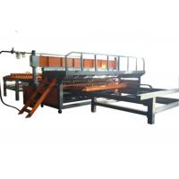 Buy cheap Auto Electric Mesh Welding Machine For Stainless Steel Wire Mesh Fence from wholesalers