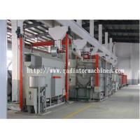 Buy cheap 450 kg/h Electric Resistance Mesh Belt Furnace Rotary for Steel Ball Annealing from wholesalers