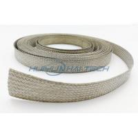 Wholesale Metal Cable Shielding Sleeve , Automotive Braided Wire Loom Flame Retardant from china suppliers