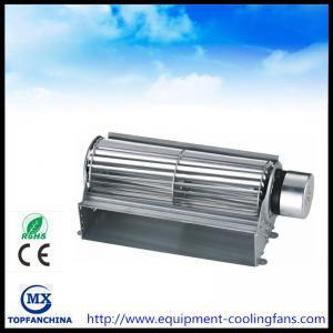 420mm Aluminum Cross Flow Fan, 12V 24V DC Tangential Blower Fan Manufactures