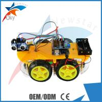 Buy cheap Remote Control DIY RC Car Kit With Ultrasonic Infrared Receiver module from wholesalers