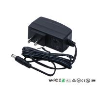 Buy cheap 9 Volt 1 Amp Ac Dc Power Adapter UL Class 2 Fcc 9v 1a 9w Us Plug Adaptator from wholesalers