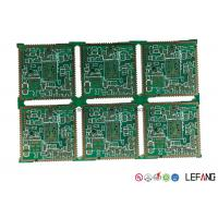 Buy cheap Immersion Gold Ul Approved PCB , Car Key Remote Control PCB Board Eco Friendly from wholesalers