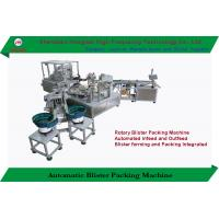 Buy cheap Rotary Automatic Blister Packing Machine With Thermoforming Function from wholesalers