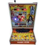 Buy cheap EC06 Make Money For You Africa Love Mario Fruit Game Machine Coin Operated Gambling Jackpot Casino Bonus Slot Machine from wholesalers