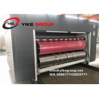 Buy cheap Corrugated Packaging Automatic Flexo Printing Rotary Die Cutting with Slotting Machine From China YIKE Factory from wholesalers