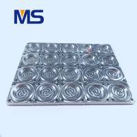 Buy cheap Aluminium Cap Precision Cnc Machined Components Surface Roughness Within Ra0.6 from wholesalers