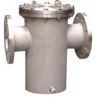 Buy cheap Steel Water Meter Strainer ANSI 150# RF Flanged Basket Strainers from wholesalers