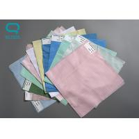 "Buy cheap 56/57"" Width Waterproof ESD Conductive Materials For Cleanroom Workwear from wholesalers"