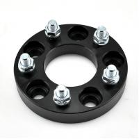 Buy cheap Forged and Silver CNC Machining 114.3 X5 Black Wheel Hub Adapter Spacer from wholesalers