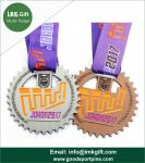 Buy cheap 3D Design Customized American Crafts Award Blank Sport Taekwondo Medal with from wholesalers