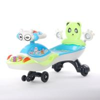 Buy cheap Special style Child swing cars Plastic Back rest stock goods children swing car from wholesalers