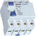 Buy cheap HEL2 RCCB RCD 4P from wholesalers