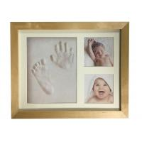 Buy cheap Custom Color Baby Clay Handprint & Footprint Keepsake With Stand And Hanger from wholesalers