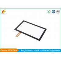 Buy cheap 4096x4096 Resolution Capacitive Touch Panel Strong Anti Interference Ability from wholesalers