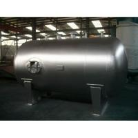 Stainless Steel Beer Fermenter Storage Tank for Micro Brewery Pub