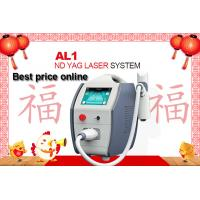Buy cheap 1064 YAG Laser Tattoo Removal Equipment , Dual Wavelengths Q Switched Nd 532 from wholesalers