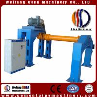 Buy cheap Prestressed Concrete Metal Corrugated Pipe Making Machine from wholesalers