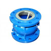 Wholesale Industry Ductile Iron Valves 4 Inch Cast Iron Foot Valve For Clean Water Distribution from china suppliers