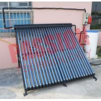 China Module Design Split Solar Water Heater Heat Pipe Stainless Steel Coil  on sale