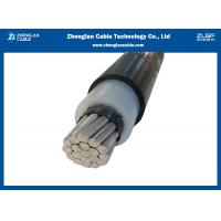 China 35kv Single Core AL/XLPE/PE SAC Cable Xlpe Insulated Pe Sheathed Overhead Cable 1cx185sqmm on sale