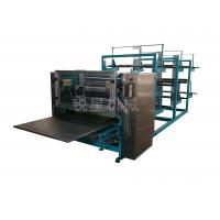 Buy cheap Custom Cotton Pad Machine Discharge Makeup Cotton Machine 800 - 3000 Tablets / Minute from wholesalers