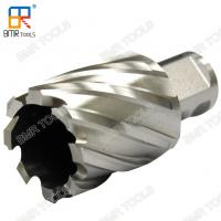Buy cheap Weld Shank 30mm depth HSS Annular Cutter Core Drill for magnetic drill machine working from wholesalers