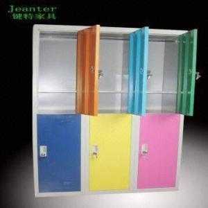 6 door steel school locker JT-083 Manufactures