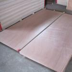 Buy cheap Natural Wood Veneer Door Skins 610 - 1050mm Width For Interior Door Leaf from wholesalers