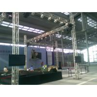 Buy cheap Tourgo  Aluminum Stage Truss, Show Stage Truss,Truss Project from wholesalers