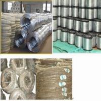 Buy cheap heavy zinc planted iron wire from wholesalers