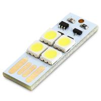 Buy cheap 0.5W Mini Touch Switch Usb Led Light 2835 Chips Lightweight 3.3 X 1.1CM from wholesalers