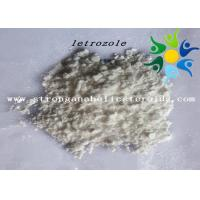 Buy cheap Anti Estrogen Anabolic Legal Steroids Letrozole Powder 112809-51-5 For Breast Cancer from wholesalers