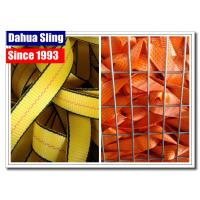 Buy cheap 48mm Wide Seat Belt Webbing Replacement , Seat Belt Strap High Strength from wholesalers