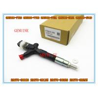Buy cheap Denso Genuine Fuel Injector 095000-5891 095000-5890 for Toyota Land Cruiser 1KD-FTV 23670-30080 from wholesalers
