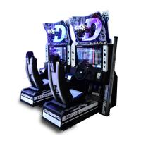 Buy cheap Initial D8 Simulator Racing Arcade Machine 300W Video Game Machine from wholesalers