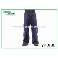 Buy cheap Hospital Disposable Pants Disposable Trousers Without Glass Fibres from wholesalers