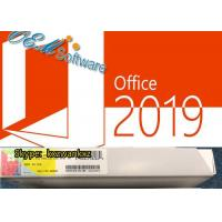 Buy cheap 100 % Online HS Office 2019 Home And Student Key Code For Desktop Laptop from wholesalers