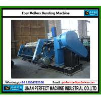 Wholesale Four Rollers Plate Bending Machine from china suppliers