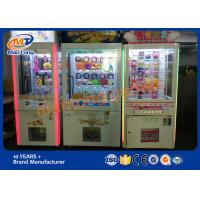 Commercial Arcade Game Machines Gift Vending Machine For Shopping Mall Manufactures