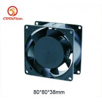Buy cheap Energy Saving 80mm AC Axial Fan with CE ROHS Approvals for Inverter from wholesalers