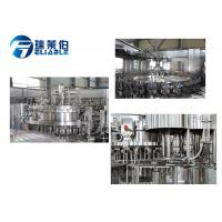 Buy cheap High Technology Soda Beverage Soft Drink Filling Machine Energy Saving from wholesalers
