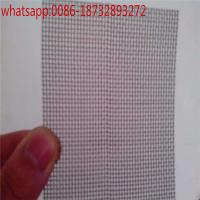 Buy cheap Tungsten Weave Wire Mesh, 99.9% Pure Tungsten Wire Mesh,Tungsten wire cloth for fliter ,Tungsten mesh from wholesalers