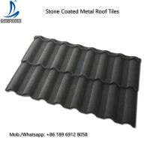 Buy cheap Kenya Metro / Decras Roof Tile / Stone Coated Aluminum Zinc Steel Roofing Sheet  Stone Coated Steel Roofing Materials Me from wholesalers