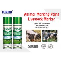 Wholesale Environmental Friendly Animal Marking Paint Suitable For Pig / Cattle / Sheep from china suppliers