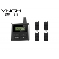 Wholesale E8 Wireless Tour Guide System Uses PMU Lithium Battery Power from china suppliers