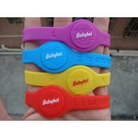 Buy cheap 2014 world up silicone bracelet, custom silicone wristband with factory price from wholesalers