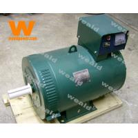 50HZ/220V Single Phase ST Brush Alternator with pure copper wires and cast iron shell Manufactures