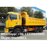 Buy cheap China high quality hot sale 6*4 30ton JAC dump truck, factory direct sale JAC  brand 25tons-35tons dump tipper truck wit from wholesalers